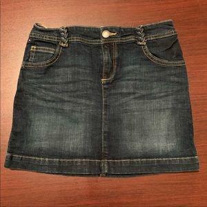 3/$20 Tommy Hilfiger Girl's Denim Skirt